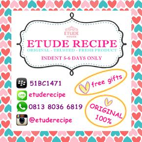 Etude Recipe