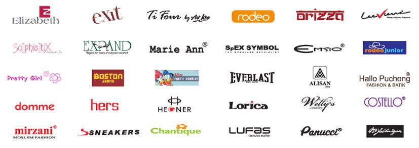 MLM paling lengkap dengan 100 Merk Terkenal antara lain: