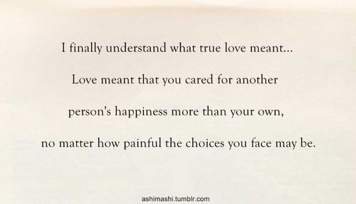True Love Quote Tumblr Love described in images.