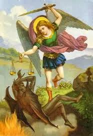 αρχάγγελοι αρχάγγελος Μιχαήλ