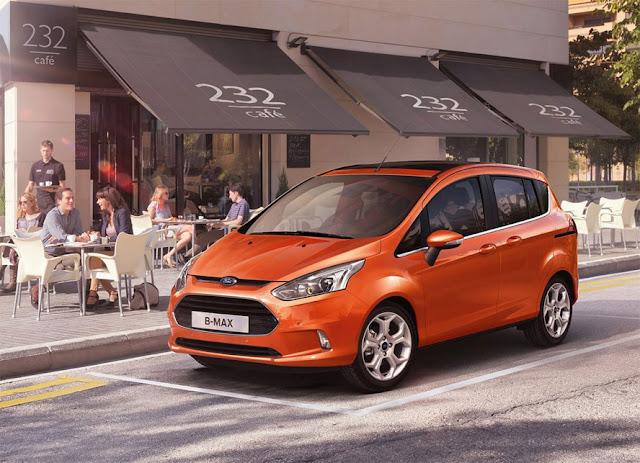 フォード Bマックス | Ford B-Max (2012-)