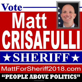 Matt Crisafulli For Worcester County Sheriff
