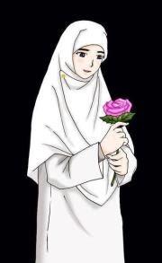 Wanita Muslimah, I Love IsLAM, Sekuntum Bunga Untuk Muslimin