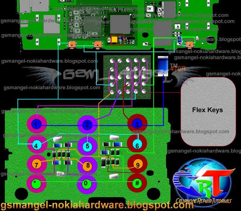 Nokia 1280 Schematic Diagram Download