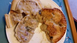Sainsburys Chicken Pie Review