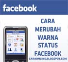 warna status facebook