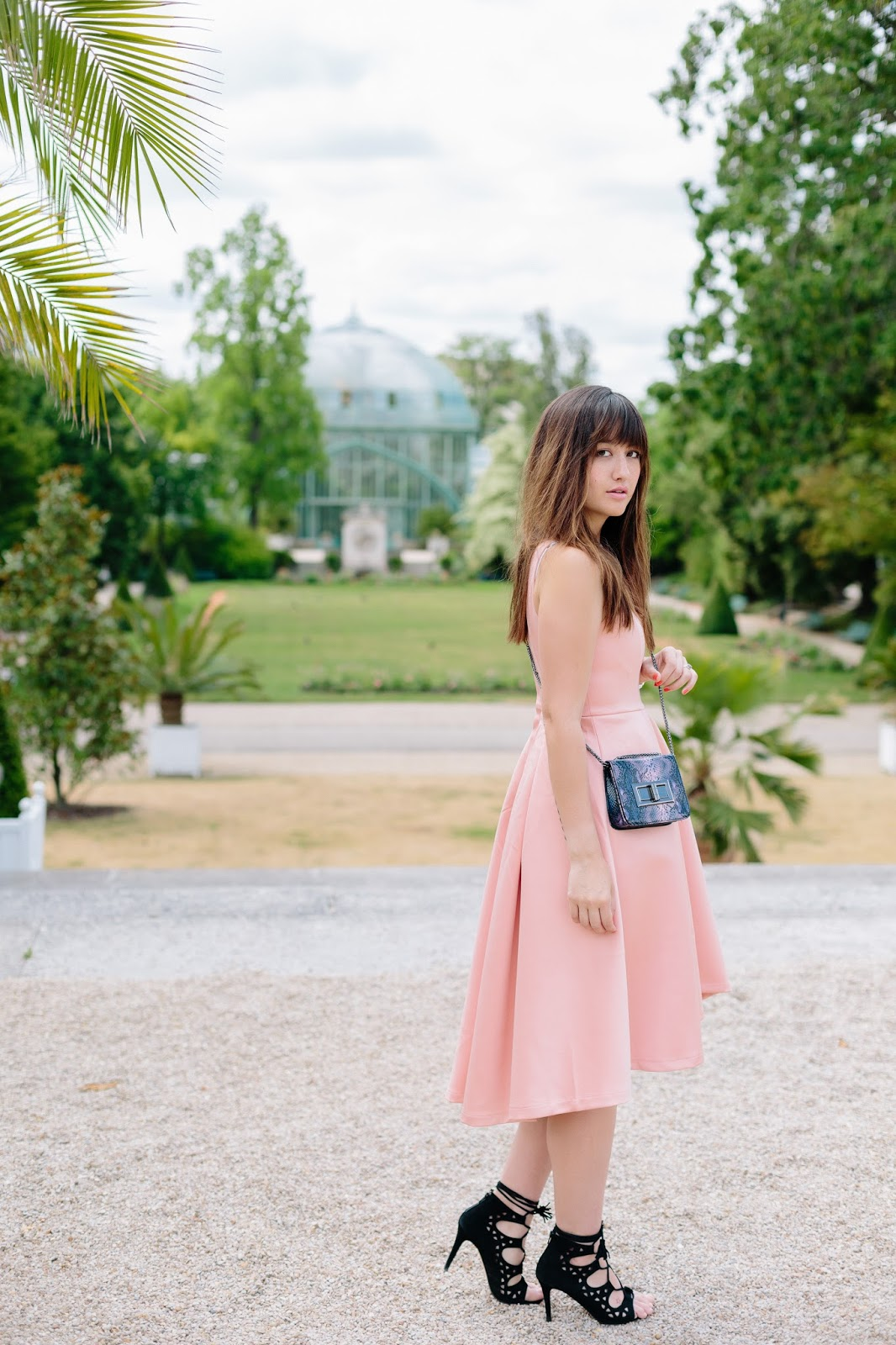 Paris botanical garden, Look, Summer look, Chicwish, Chic style