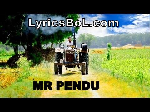 Mr Pendu Song Lyrics And Video By Roshan Prince