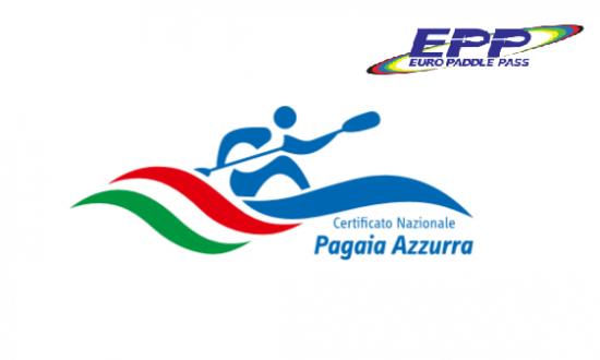 CERTIFICAZIONE NAZIONALE PAGAIA AZZURRA