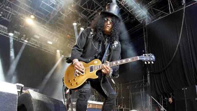 gitaris terbaik dunia