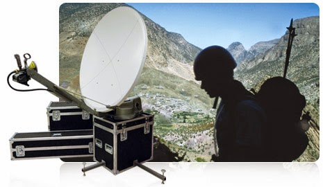 Internet VSAT Portable