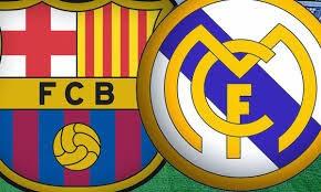 الكلاسيكو ريال مدريد وبرشلونة