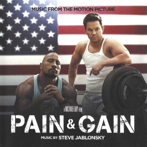 Pain e Gain: Music From The Motion Picture 2013