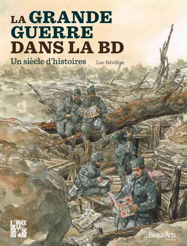 La Grande Guerre dans la bande dessinée