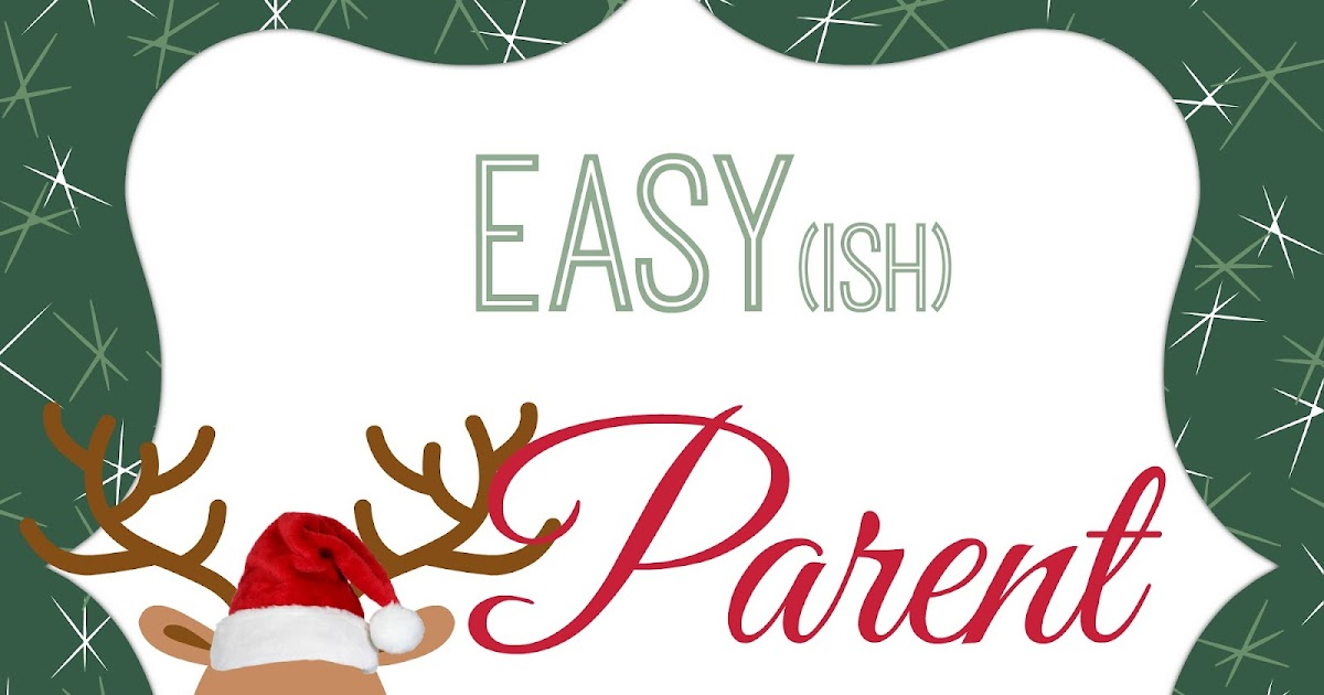 Easy Ish Parent Gifts