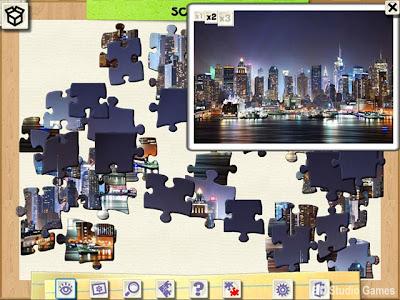 Jigsaw Boom Screen