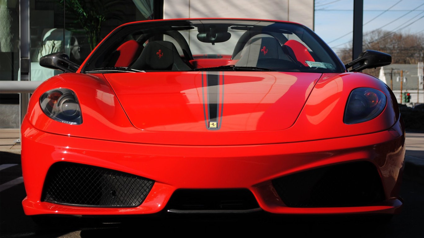 Ferrari Car Wallpapers In HD