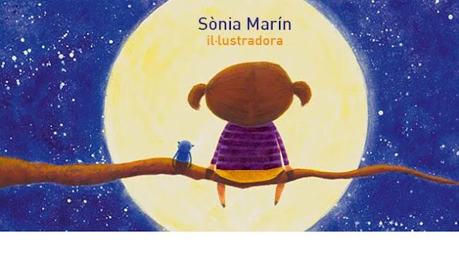 Sonia Marin blog ilustradora Sònia Marín bloc il·lustradora  illustrator