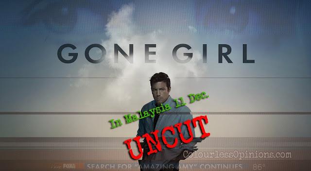 Gone Girl malaysia uncut censorship