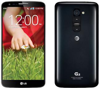 AT&T LG D800 G2