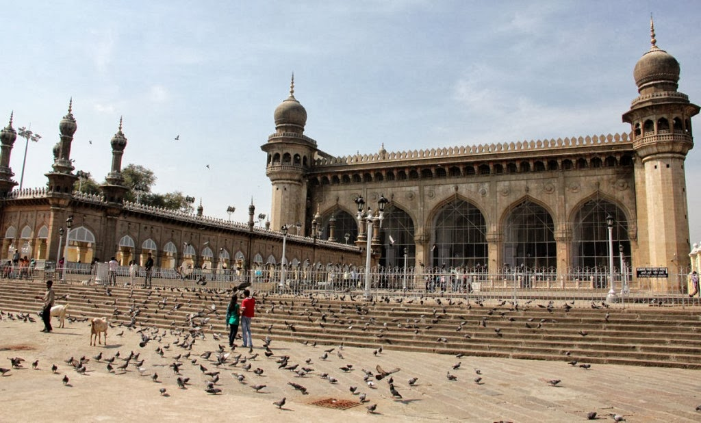 Places in hyderabad beautiful city hyderabad for Andhra cuisine history