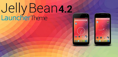 Jelly Bean 4.2 Theme v4.2.4