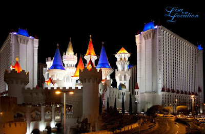 Las Vegas Nevada, Excalibur, New Braunfels photographer