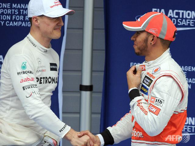 Lewis-Hamilton-To-Replace-Michael-Schumacher-F1-2013-Mercedes-amg-Petronas-