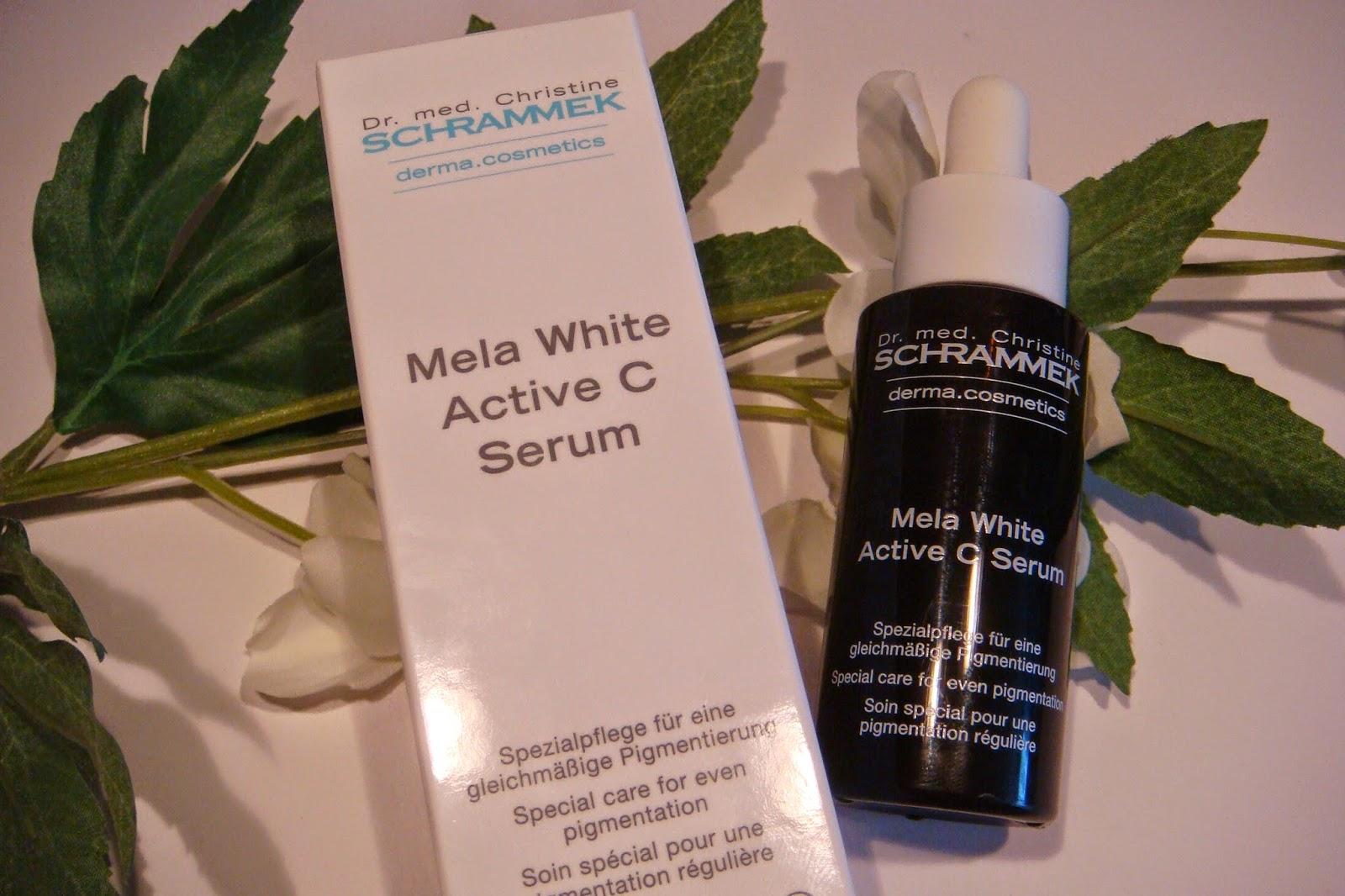 MELA WHITE de Dr. med. Christine Schrammek Kosmetik.