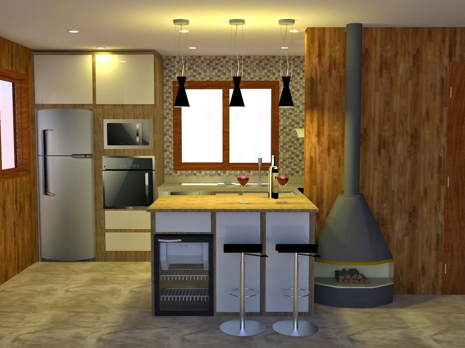 Lisandra Queiroz Projeto Cozinha De Chal Leysin Sui A