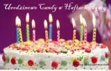 Urodzinowe candy w Haftach Agaty
