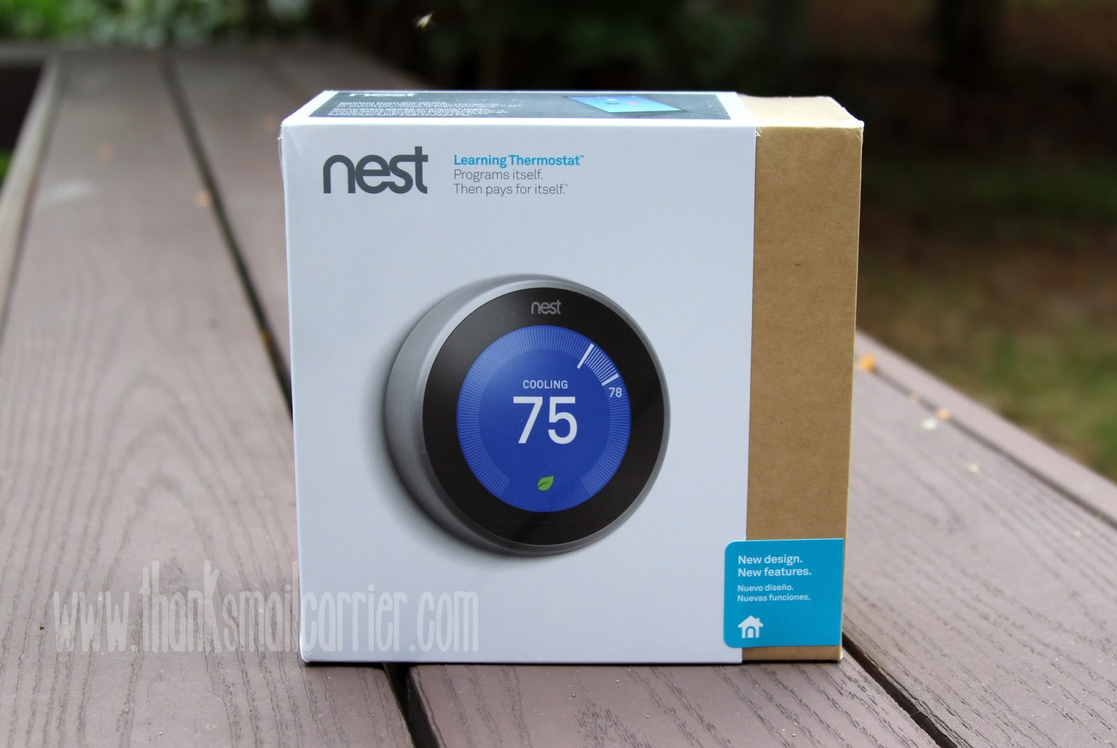 installing nest learning thermostat 2nd. Black Bedroom Furniture Sets. Home Design Ideas