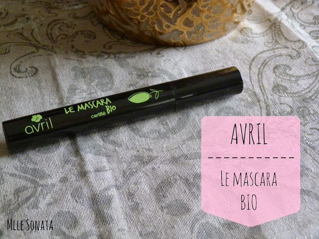 Test Mascara Avril Bio