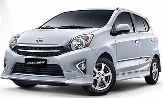 Spesifikasi dan Harga Toyota Agya