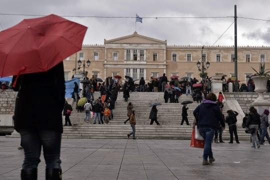 Ζοφερές προοπτικές: Στις 17 Δεκεμβρίου, Ελλάδα θα εκλέξει ένα νέο πρόεδρο και ίσως ένα νέο κοινοβούλιο τον Φεβρουάριο, αλλά όμως υπάρχει μικρή ελπίδα.