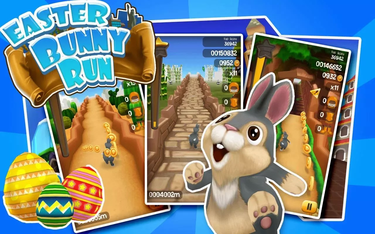 Easter Bunny Run apk