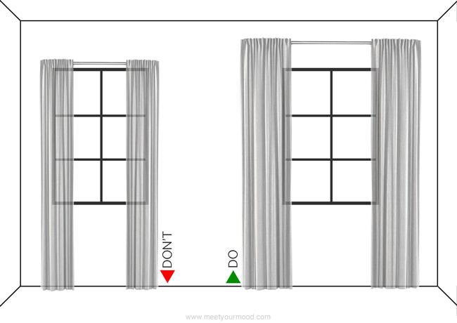 Meet brianzatende tende bianche per tutti i mood - Tende per piccole finestre ...