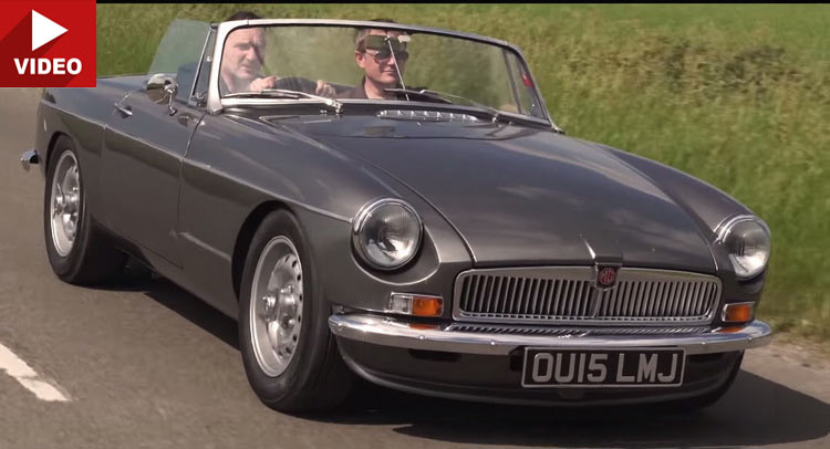 Driven: the MG LE50 | Top Gear