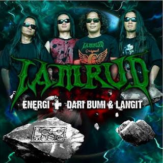 Jamrud - Energi Dari Bumi & Langit | Album 2012