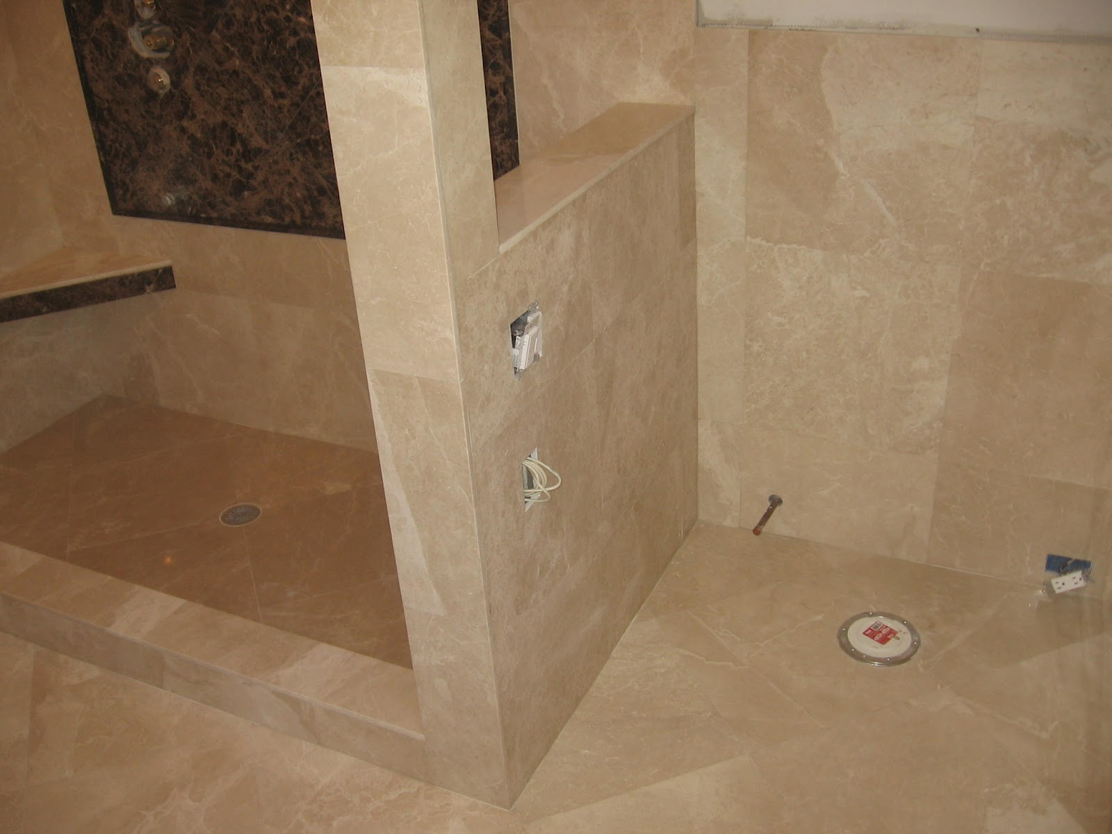 Kg Marble Designs Inc Master Bathroom Boynton Beach Florida