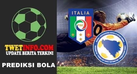Prediksi Italy U17 vs Bosnia U17, UEFA U17 28-09-2015