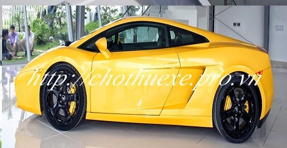 Đức vinh trans đã ra mắt Lamborghini siêu xe cho thuê