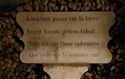 Catacumbas de París (Francia)