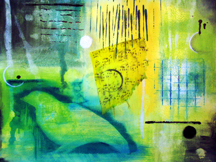 painting, acrylics