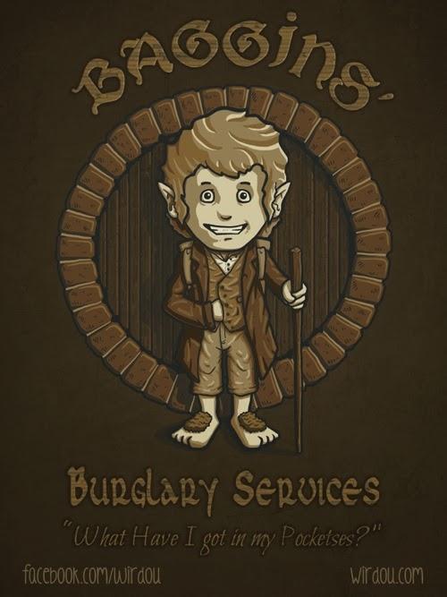 04-Bilbo-Baggins-Burglary-Services-T-Shirt-Designer-Pablo-Bustos-Wirdou-www-designstack-co