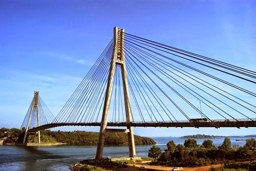 Gambar Jembatan Barelang Batam