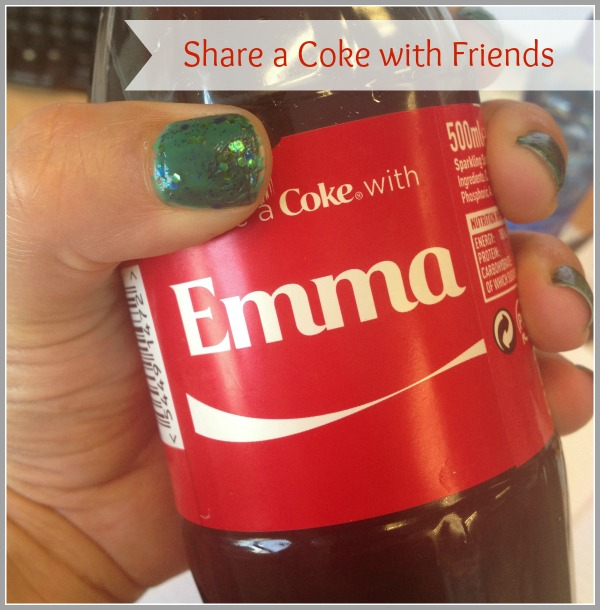 Share A Coke With Friends
