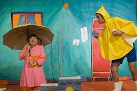 Teatro para niños el 28 y el 29 de enero de 2012 en la Sala La Imperdible de Sevilla