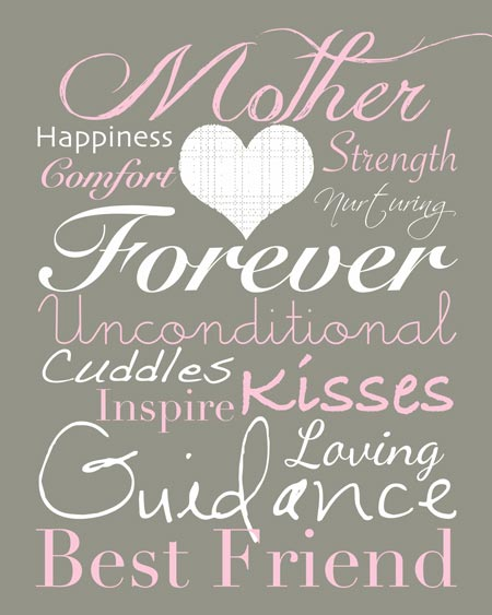 The forever young revolution happy mother 39 s day for Mothers day quotes for all moms