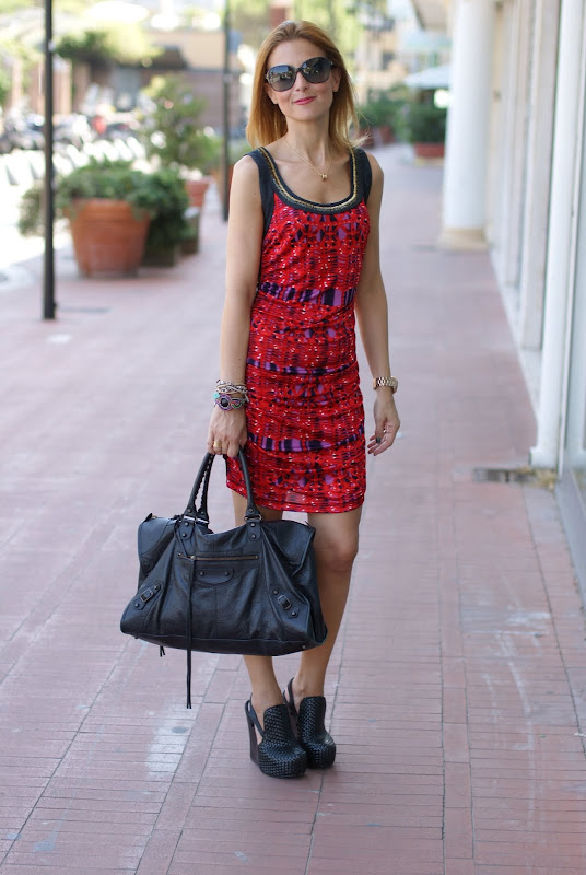 Custo dress